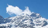 Sentiero glaciologico Alta Val Sesia
