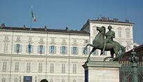 Torino. La storia delle Alpi nelle pietre della città