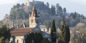 raul rubino la rocca e la chiesa avigliana